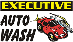 Executive Auto Wash Logo